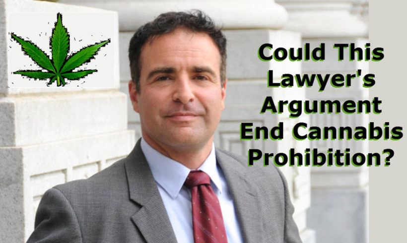 Could this Argument end Cannabis Prohibition?