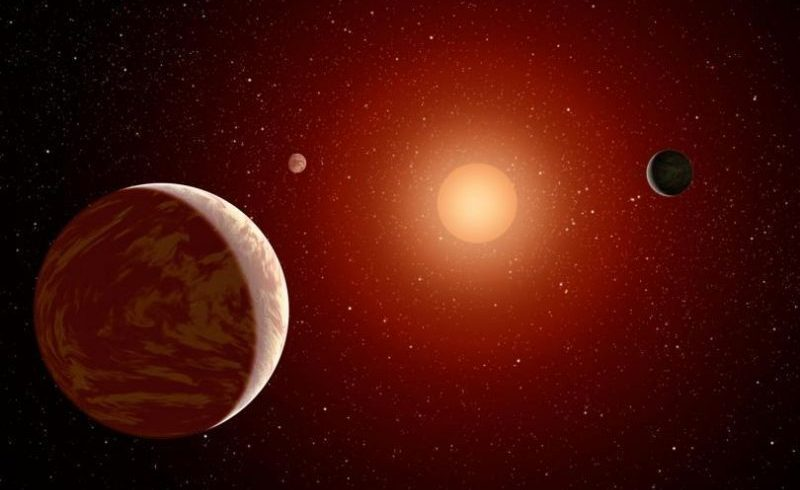 Alien Radio Signals Are Coming From A Mysterious Red Dwarf Star